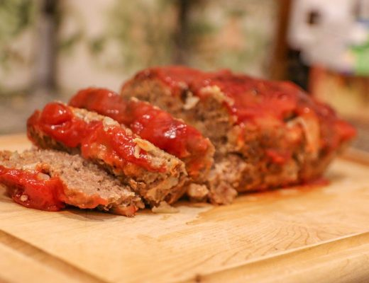 The Best Southern Meatloaf