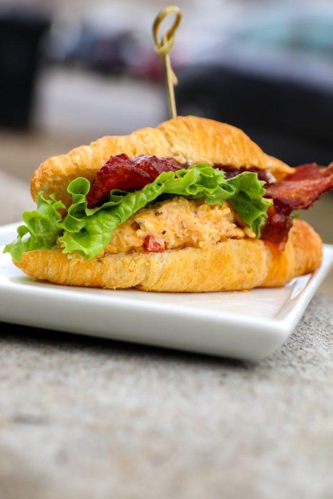 Southern Croissant Sandwiches