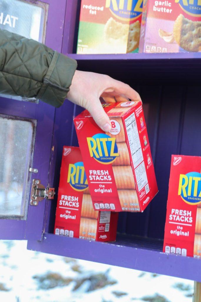 Donate RITZ