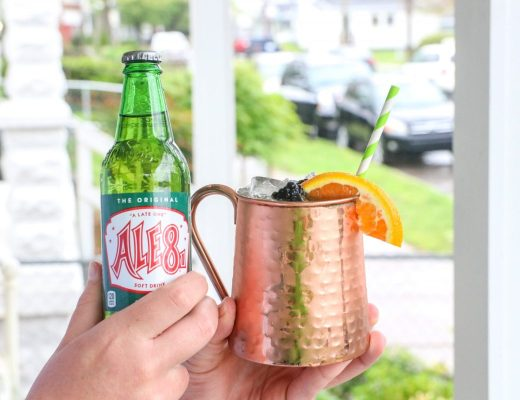 Kentucky Mule with Ale-8-One
