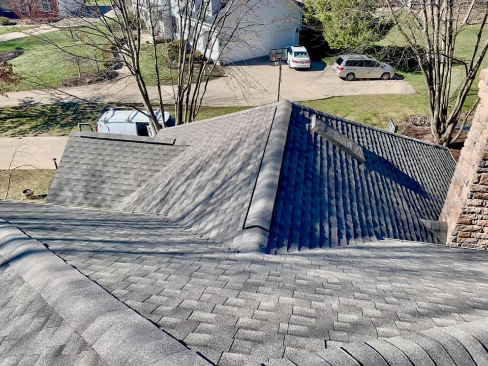 roof in akron ohio