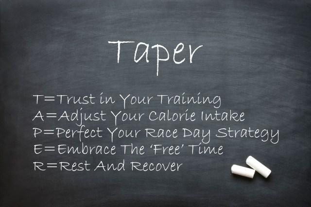 Taper list