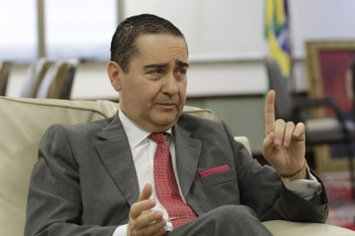 Resultado de imagem para presidente do Tribunal Regional Federal da 4ª Região, Thompson Flores,