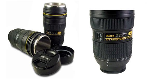 Replica Nikon Lens Coffee Mug