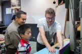 Stop Motion Animation Workshop held by QuickDraw Animation Society and Rob Furr.