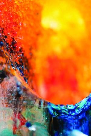 Realities Apart - Colour Warp - Andrew Miller