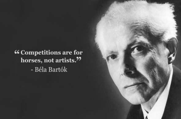 Bartók Quote