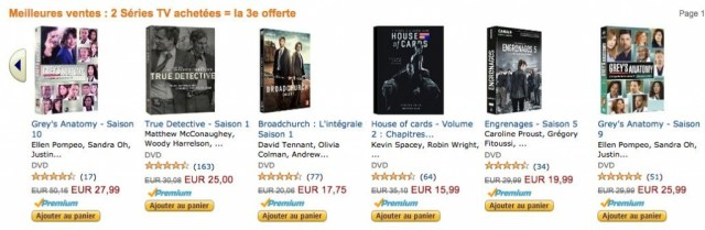 Amazon2SeriesTVacheteesla3eofferte