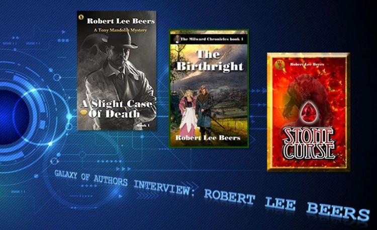 Robert Lee Beers, Galaxy of Authors