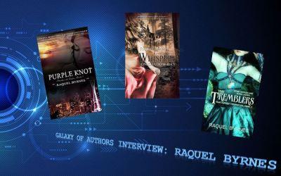 Raquel Byrnes, Galaxy of Authors