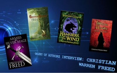 Christian Warren Freed, Galaxy of Authors
