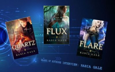 Rabia Gale, Galaxy of Authors