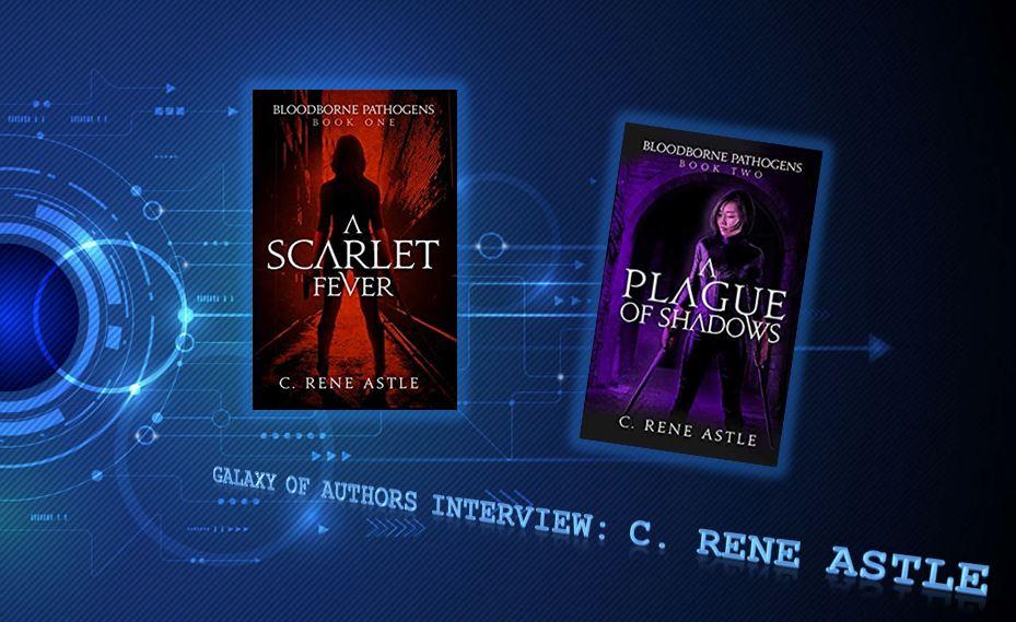 C Rene Astle, Galaxy of Authors