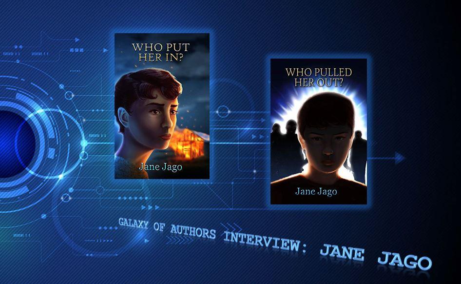 Jane Jago, Galaxy of Authors