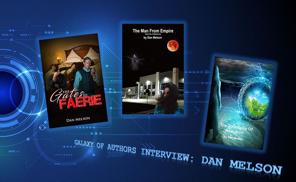 Dan Melson, Galaxy of Authors