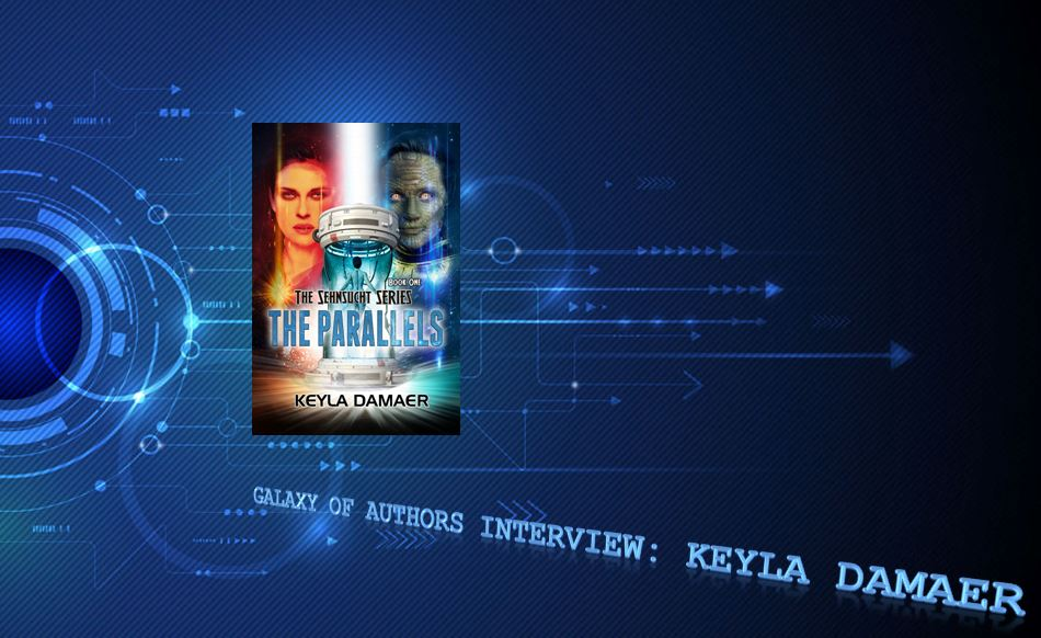Galaxy of Authors: Keyla Damaer