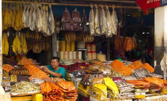 Central Market (Psar Thmei)