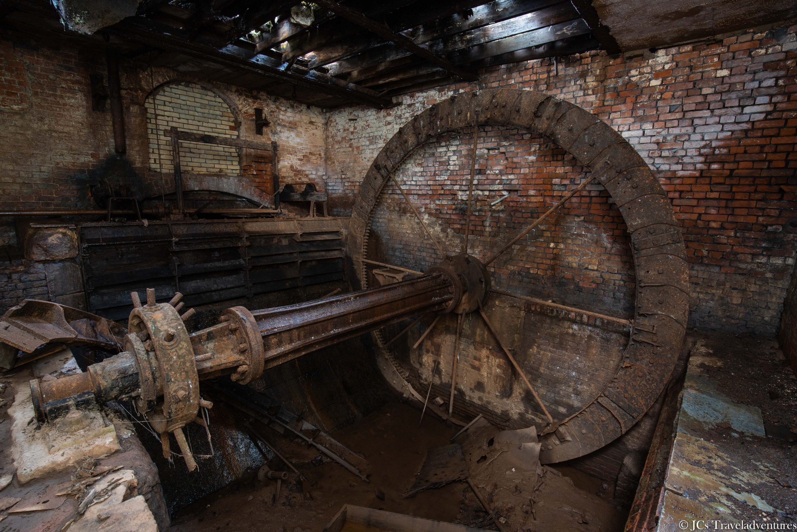 Tonedale Mill and Dying Works