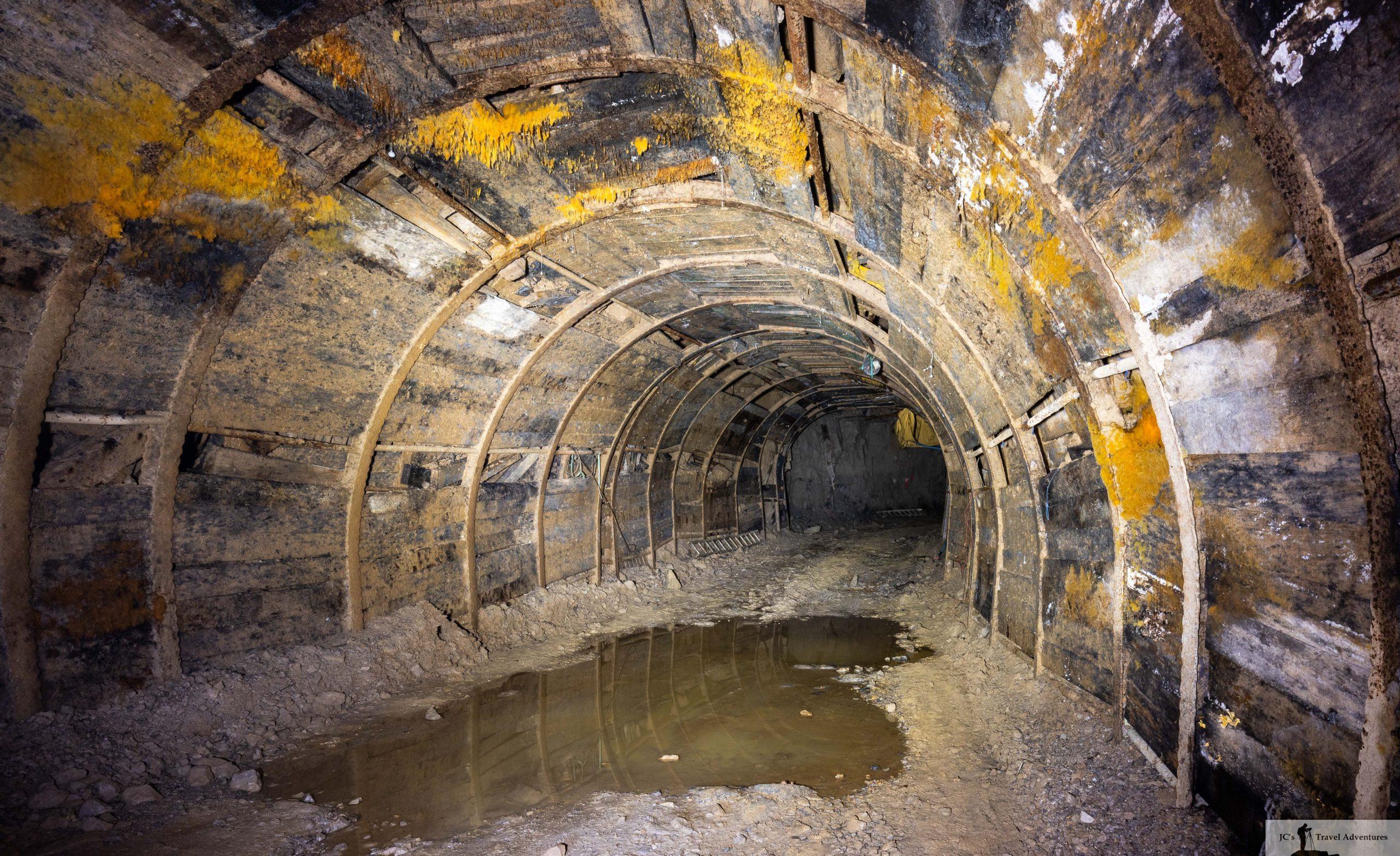 Inside Watersaw Mine