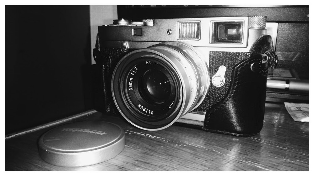 How much the Leica M2 Means to Me (1/6)