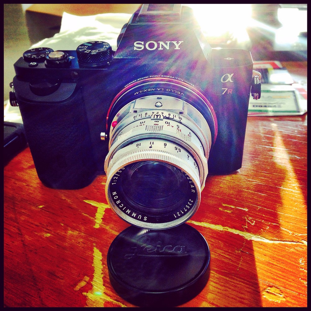 My Time with the Sony A7R (2/6)