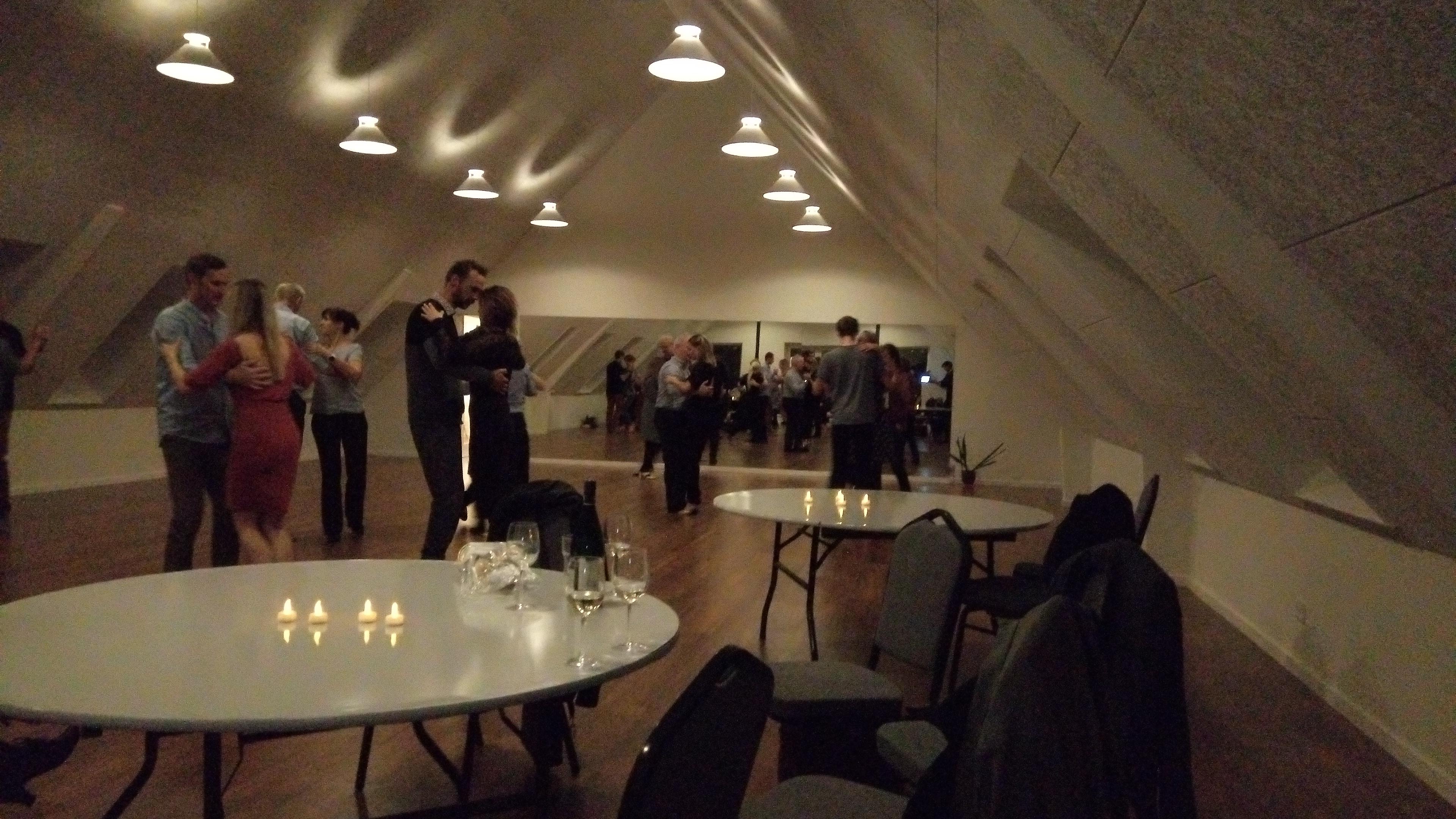 Argentinsk tango med Jens-Christian hos UGDance