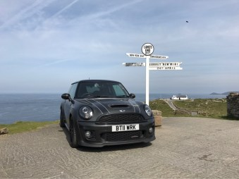Lands Ends MINI JCW