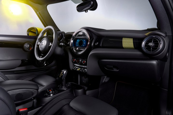 MINI Cooper S E Full Interior