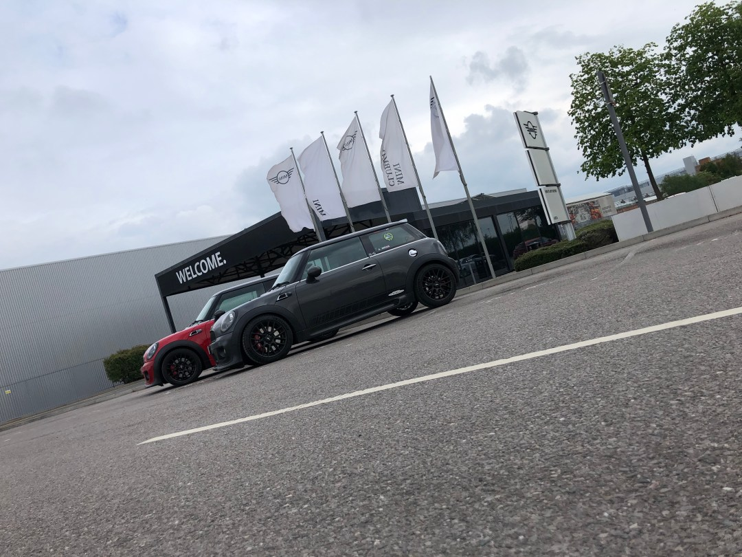 MINI Plant Oxford R56 MINI JCW