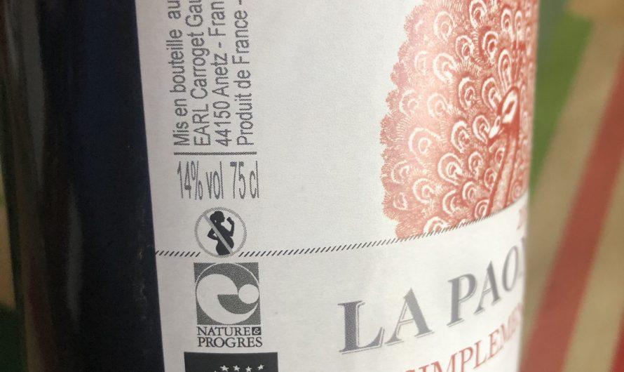 Les logos des vins