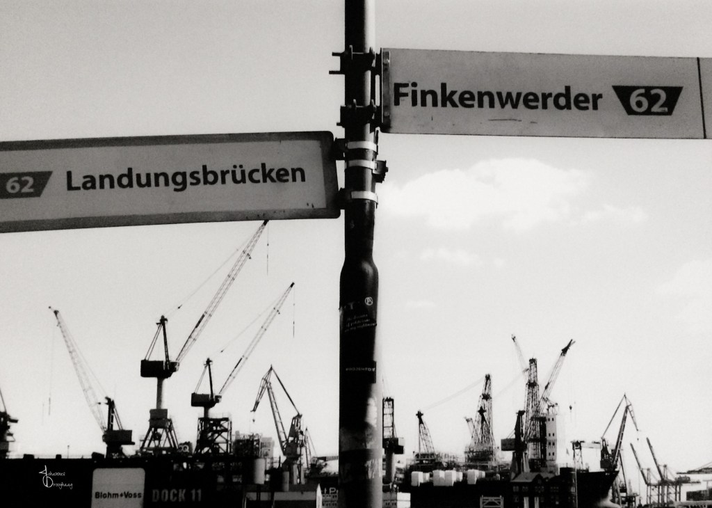 Faces of Hamburg – Directions
