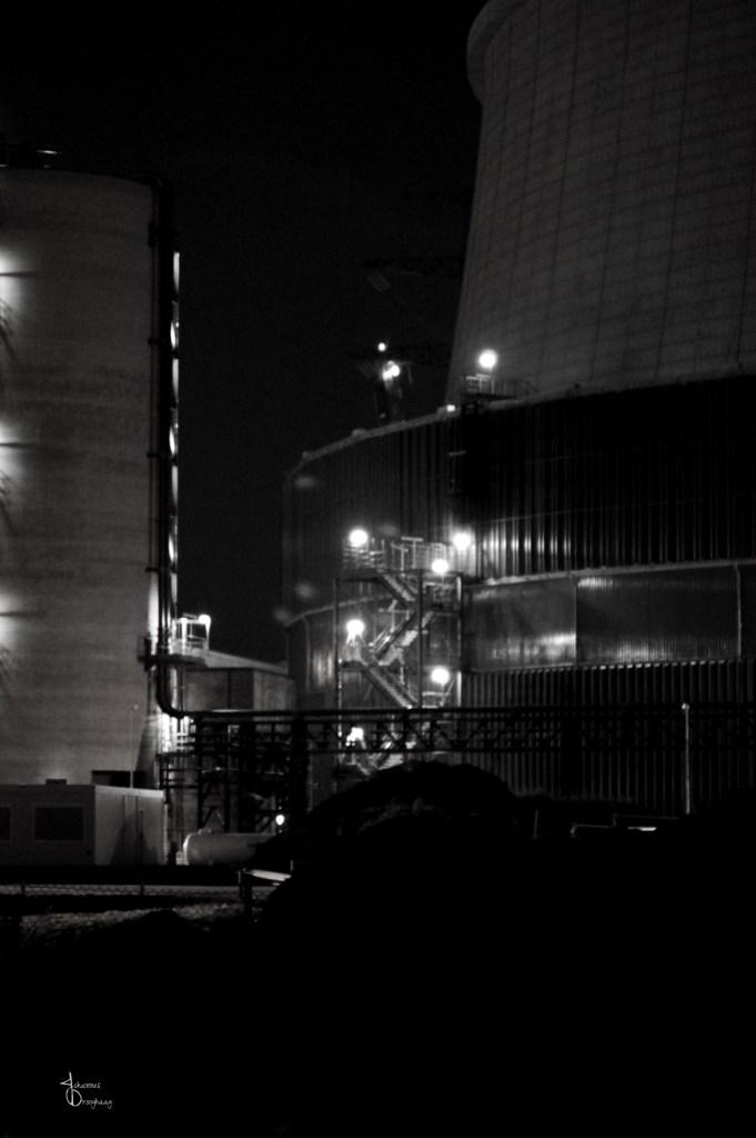 Faces of Hamburg – Power plant