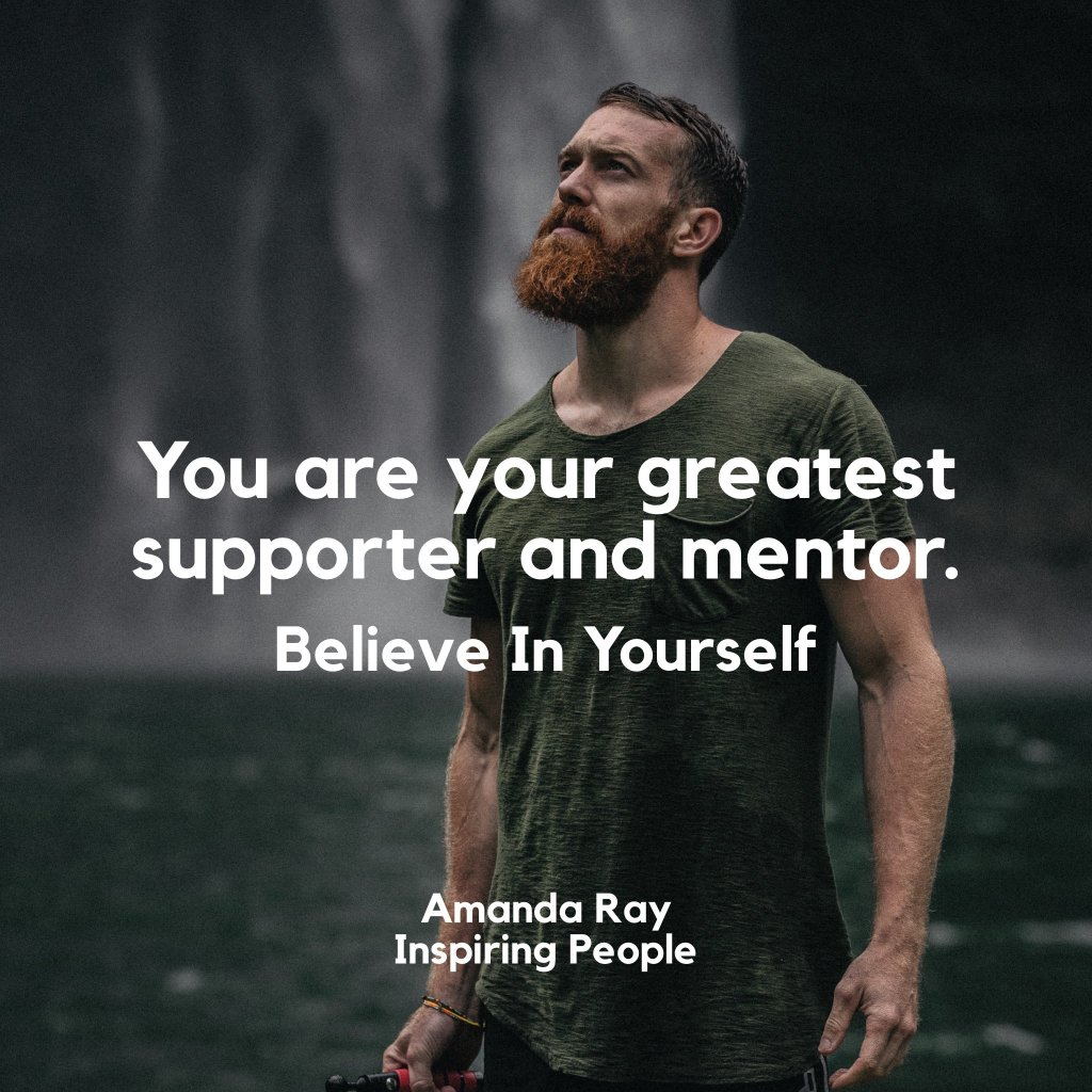 Supporter and mentor