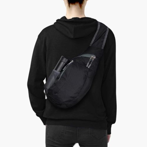 Foldable Sling Backpack