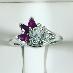 The Andrea Anniversary Ring