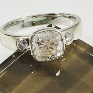 The Caroline Engagement Ring