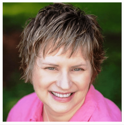 Kristen Vincent, Author of A Bead and a Prayer