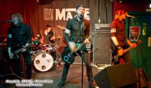 JD & the FDC's and others at the Maze, Nottingham, 14th January 2012