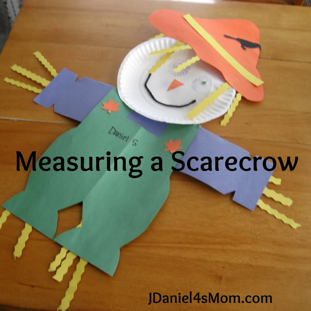 The Lonely Scarecrow Activities For Kids