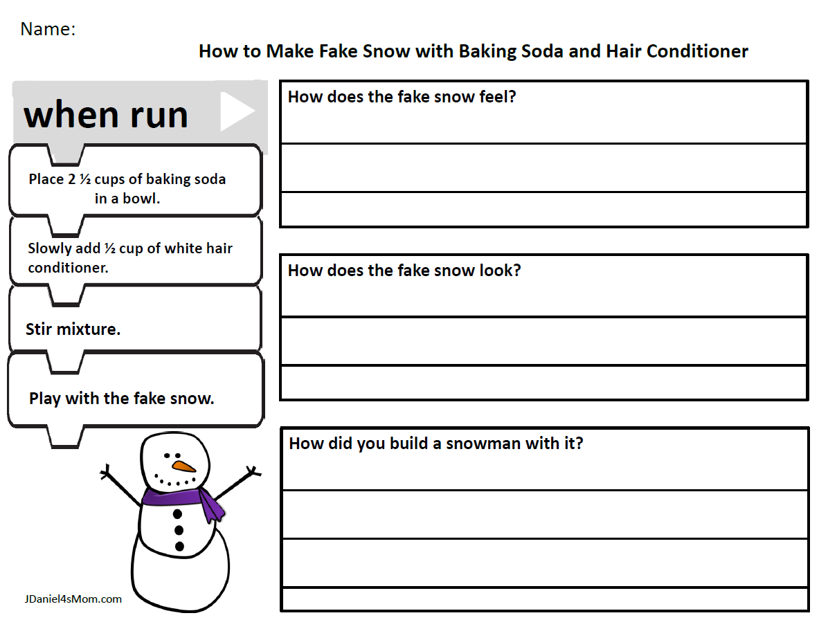 Fake Teacher Worksheet