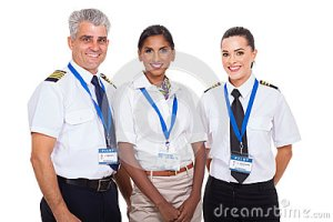 airline-crew-beautiful-standing-white-background-32449201