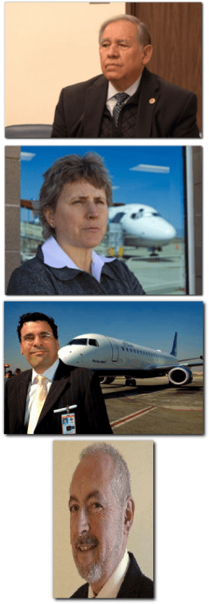 Airport Executive Positions