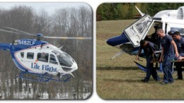 ems helicopter rates regulation