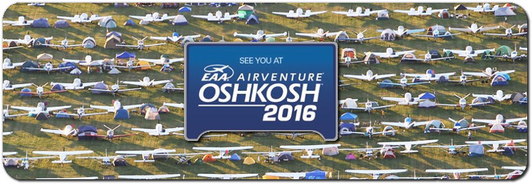Oh to be in Oshkosh, the US mecca for GA Aviation Safety!
