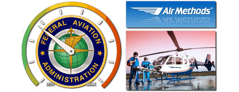 faa air methods sanction