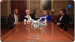 white house uas session
