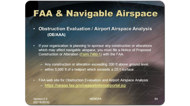 FAA: Trees & Planes Do Not Mix—Green & Safe Options May Be