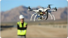 drone uas construction equipment
