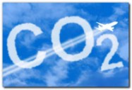 aviation airplane carbon emissions co2