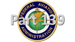 faa part 139 airports